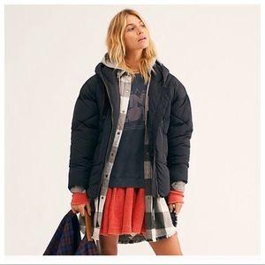 NWT | Free People Hailey Puffer Coat